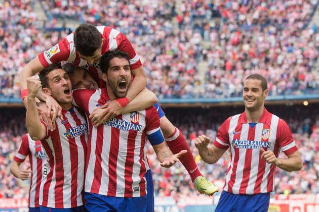 Atletico Madrid vs. Barcelona: Live Player Ratings for Colchoneros and Blaugrana