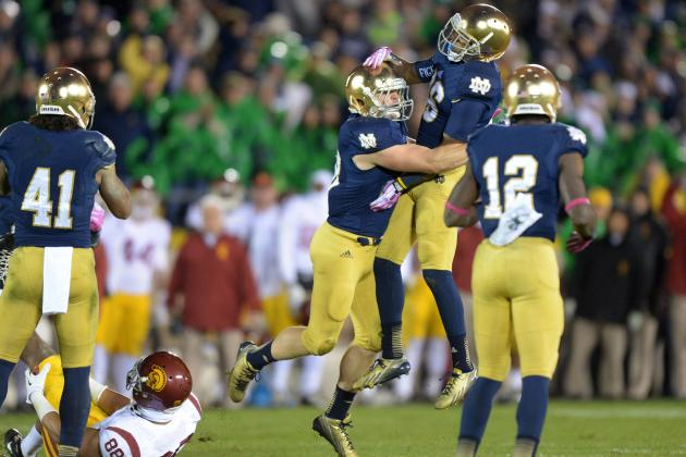 Notre Dame: Schmidt Taking Advantage of Opportunity