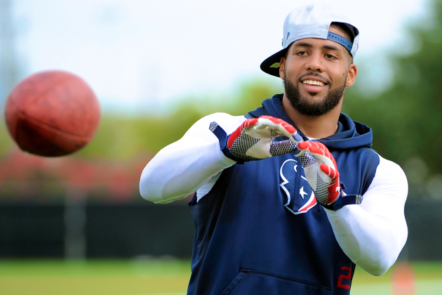 Mike Freeman's 10-Point Stance: Expecting a Star Turn from Texans' Arian Foster