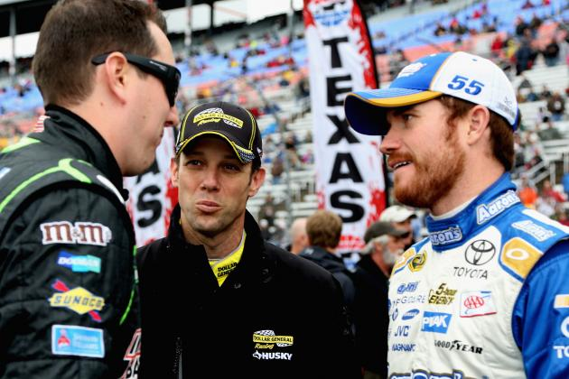 NASCAR Power Rankings: Top 20 NASCAR Sprint Cup Race Car Drivers