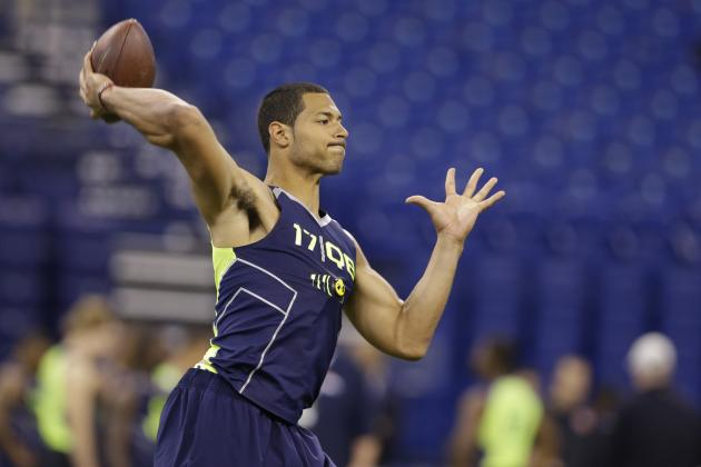 Report: Patriots to Work out Virginia Tech QB Logan Thomas