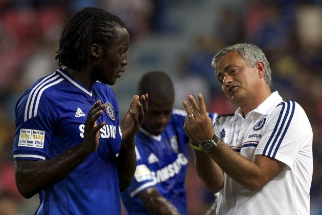 Chelsea Transfer News: Romelu Lukaku a Shocking Oversight by Jose Mourinho