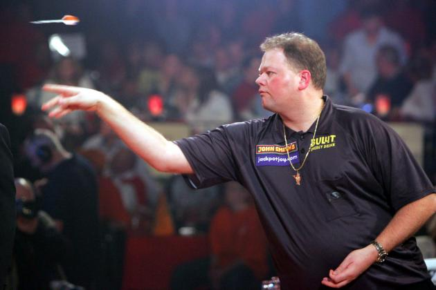 Premier League Darts 2014: Sheffield Date, Fixtures, Standings, Live Stream Info