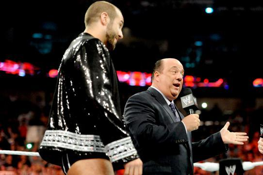 Cesaro Will Rise to World Champion Under Tutelage of Paul Heyman