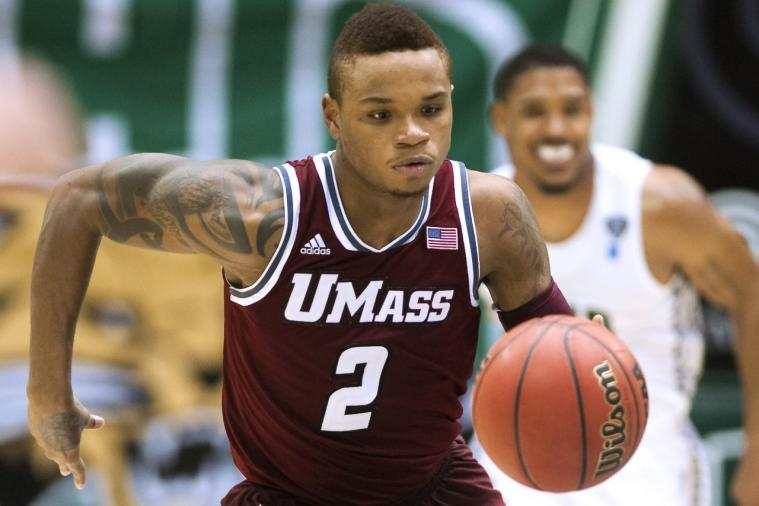 UMass' Derrick Gordon Becomes 1st Openly Gay Male College Basketball Player