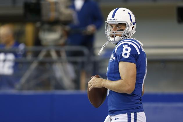 Colts' Matt Hasselbeck Makes Hilarious Analogy About Random Drug Tests