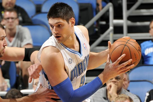 Vucevic to Miss 3rd Consecutive Game