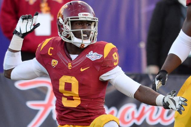 Source: USC WR Marqise Lee to Visit Eagles