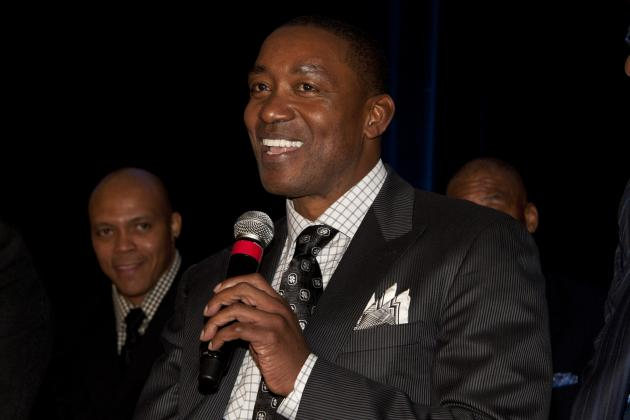 Isiah Thomas Ranked Best Draft GM