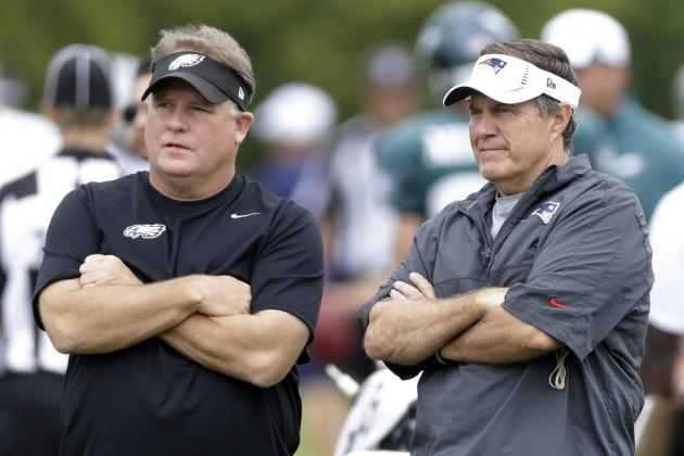 Patriots Looking at More Joint Practices with Eagles