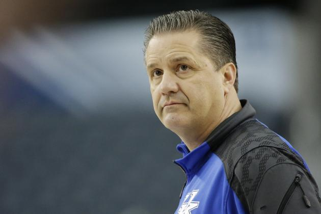 New York Knicks Reportedly Reached Out to John Calipari About Coaching Team