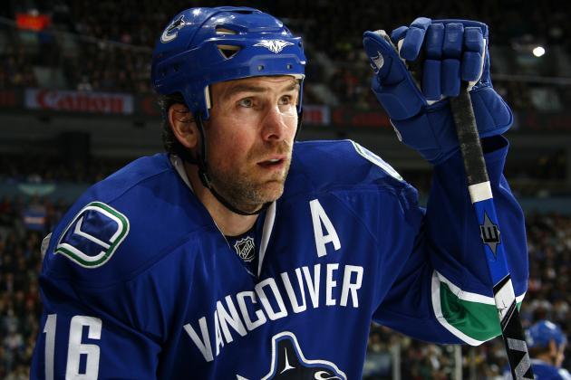 Trevor Linden Named Vancouver Canucks President of Hockey Operations