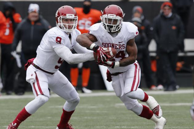 Oklahoma Football: Players to Watch in Sooners' 2014 Spring Game
