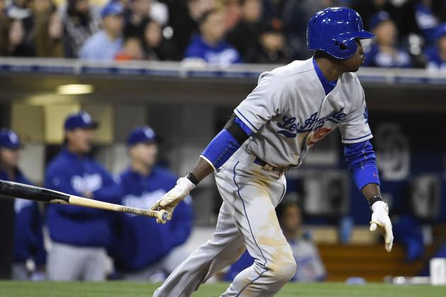 Dee Gordon Appears to Be Maturing Nicely at Second for Dodgers