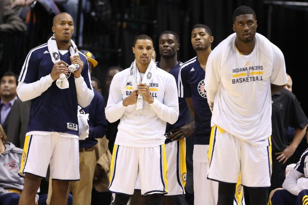 Indiana Pacers Will Sit All 5 Starters vs. Milwaukee Bucks