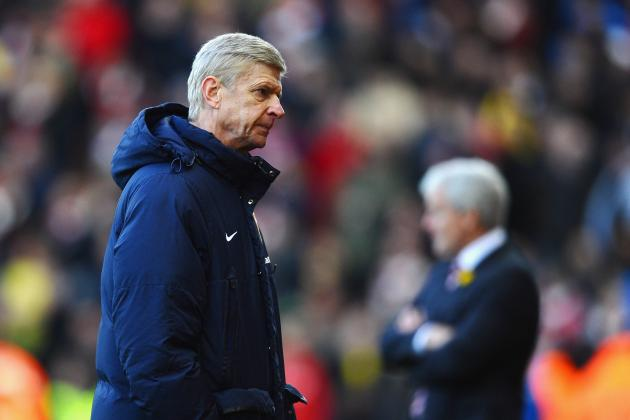 A Case for Arsenal to Part Ways with Arsene Wenger Even If Gunners Win FA Cup