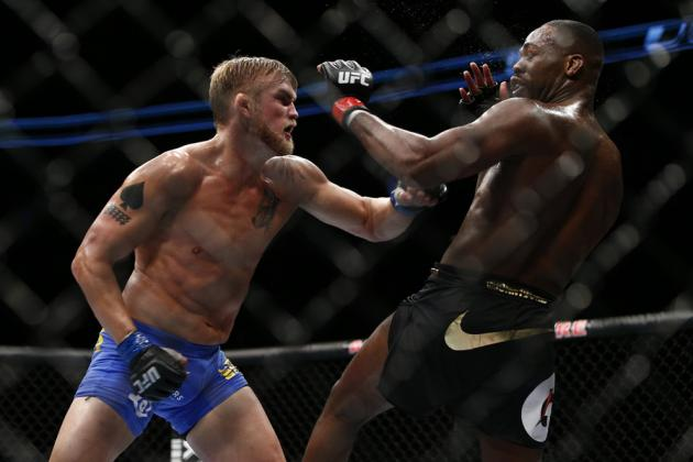 Alexander Gustafsson: Jon Jones Is Best Pound-for-Pound Fighter in the World