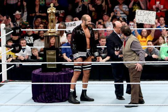 Why 2014 Will Be Cesaro's Year Following His Win at WrestleMania XXX