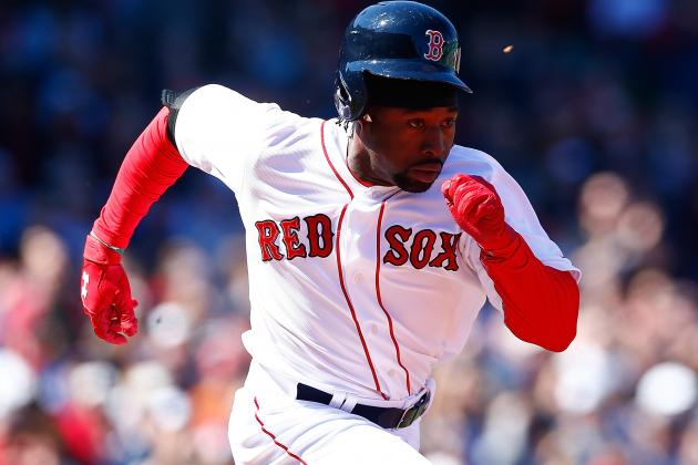 Red Sox Believe Jackie Bradley Jr. Could Be 'best Defensive CF in the AL