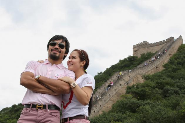 Jinkee Pacquiao: Manny Pacquiao's Wife Could Give Birth During Fight