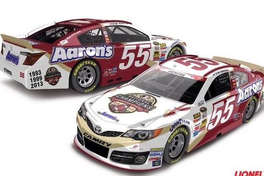 Brian Vickers to Drive Car Celebrating Florida State's National Championship
