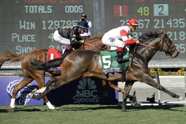 Blue Grass Stakes 2014: TV Schedule, Post Positions, Odds, Contenders and More