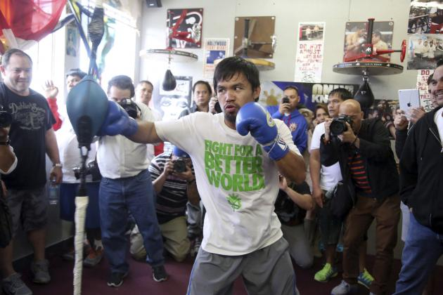 Manny Pacquiao's Stamina Will Determine Timothy Bradley Fight Outcome