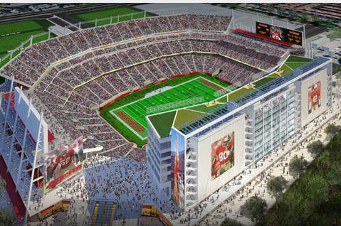 49ers' New Stadium Opens with Broncos' Preseason Visit