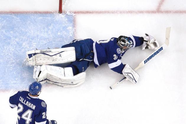 Bishop's Injury Puts Lightning's Chances in Playoffs on Life Support