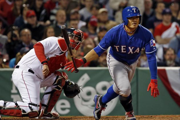 Texas Rangers' Offense Lives and Dies with Shin-Soo Choo
