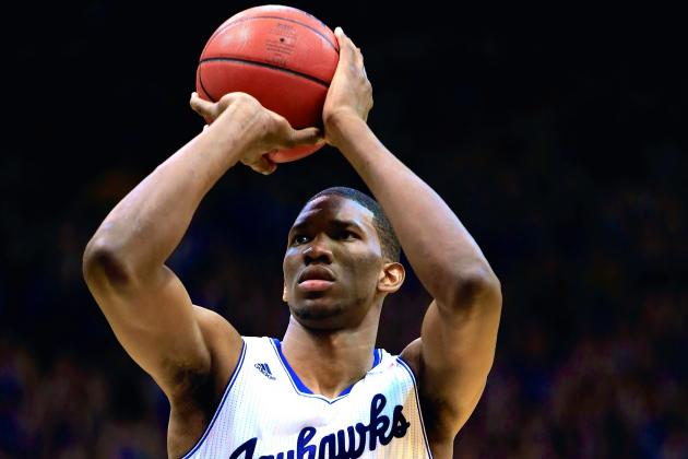 Joel Embiid Will Leave Kansas to Enter 2014 NBA Draft