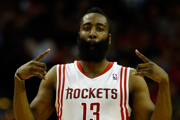 James Harden's Season Proving He's an Elite NBA Superstar