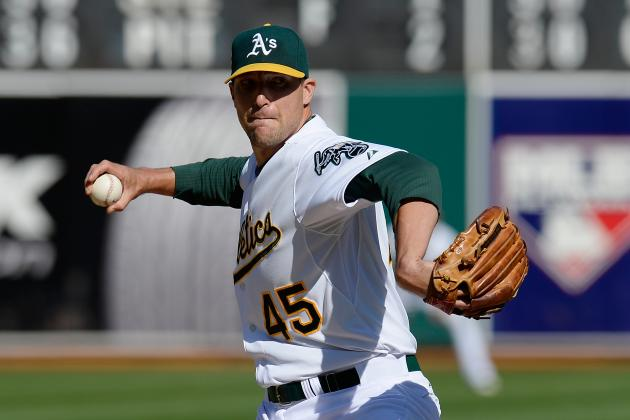 A's Closer Johnson Pulled, Blows 2nd Save