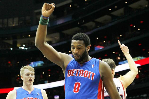 Does Andre Drummond Have More Upside Than Any Other NBA Star?
