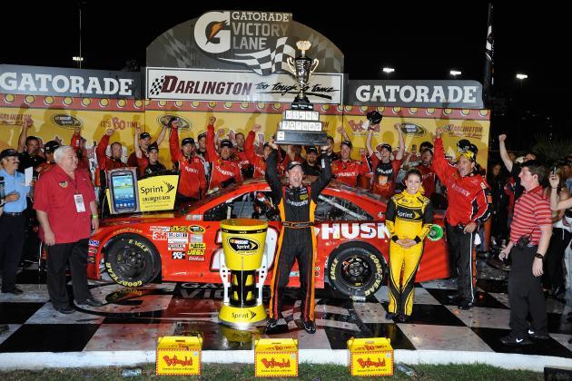 NASCAR at Darlington 2014: Latest NASCAR Team News, Top Drivers and More