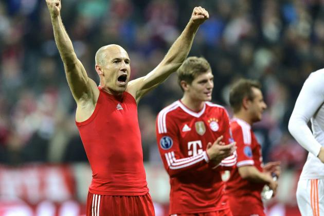 Bayern Munich vs. Manchester United: Score, Grades and Post-Match Reaction
