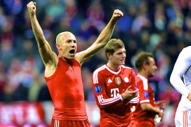 Bayern Munich vs. Manchester United: Score, Grades and Post-Match Reaction