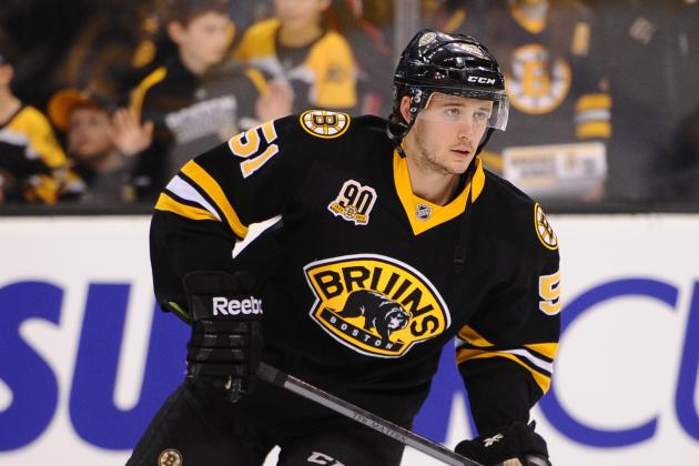 Bruins Recall Spooner from Providence on an Emergency Basis