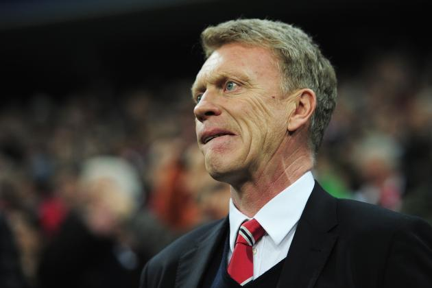 David Moyes Can Be Proud but Only Victories Will Do at Manchester United
