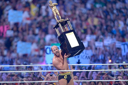 WWE WrestleMania 30 Results: Winners Who Will Use Victory to Capture Gold