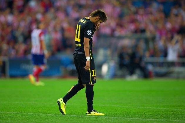 Barcelona's Dismal Champions League Exit Could Be a Sign of Things to Come