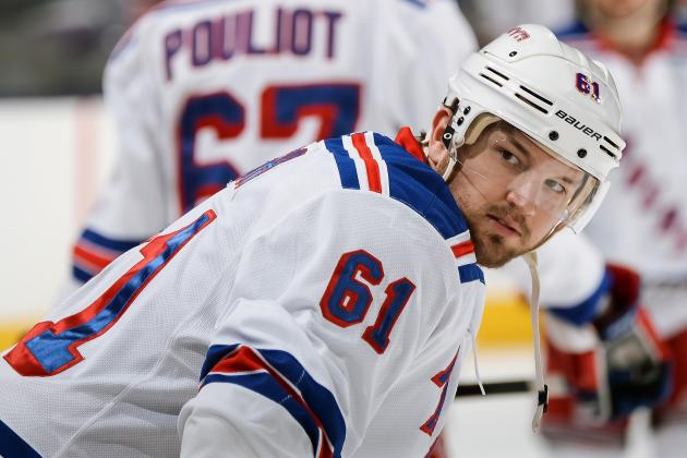 Will Rick Nash Finally Have His Playoff Moment with New York Rangers?
