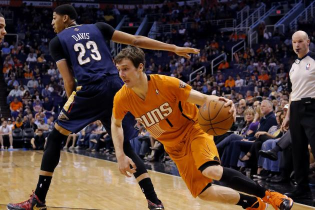Phoenix Suns vs. New Orleans Pelicans: Live Score and Analysis
