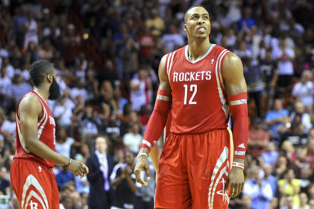 Outside the Spotlight, Is Rockets' Dwight Howard Now an Underrated Superstar?