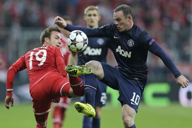 Bayern vs. Manchester United: Reaction from Pep Guardiola and David Moyes