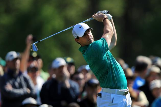 Masters 2014 Leaderboard: Live Updates and Storylines to Watch for Day 1