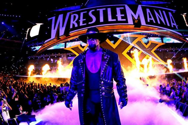 Examining the Value of Beginning a New Undertaker-Like WrestleMania Streak