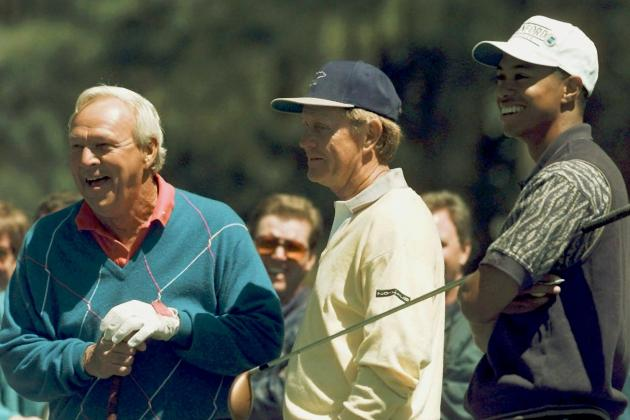 Men Who Were Made at the Masters