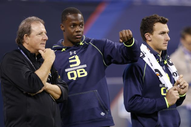 NFL Draft 2014: What Happens in the Final Month Leading Up to the Draft?