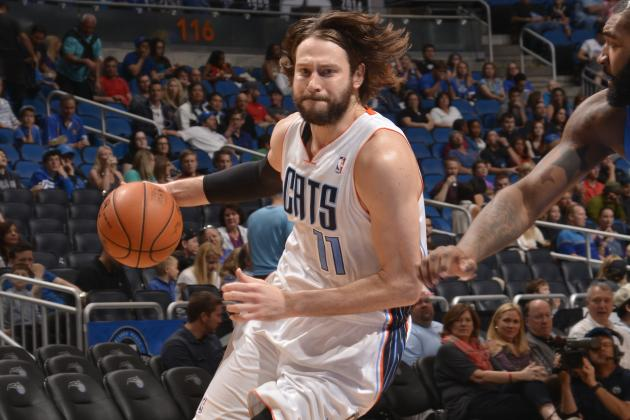 McRoberts Returns Tonight vs. Wizards